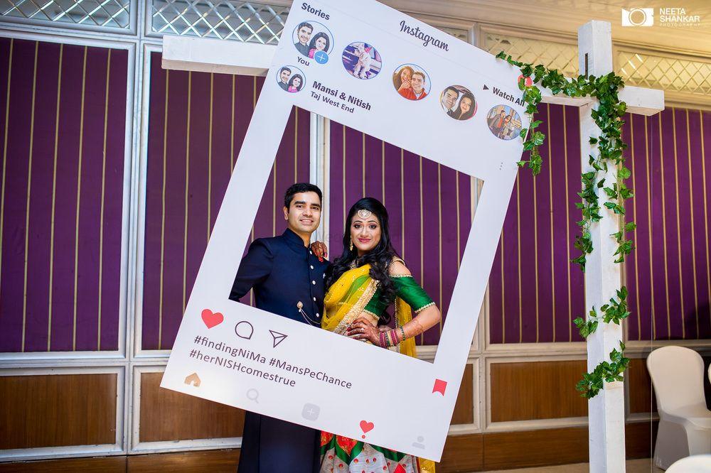 Photo from Mansi & Nitish Wedding