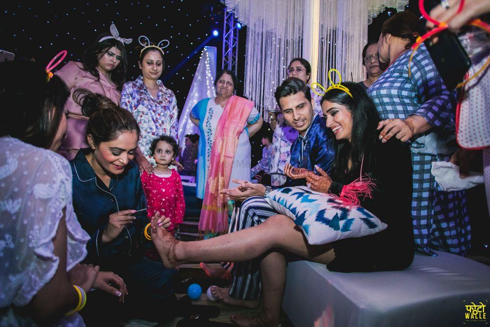 Photo from Srishti & Ishaan Wedding