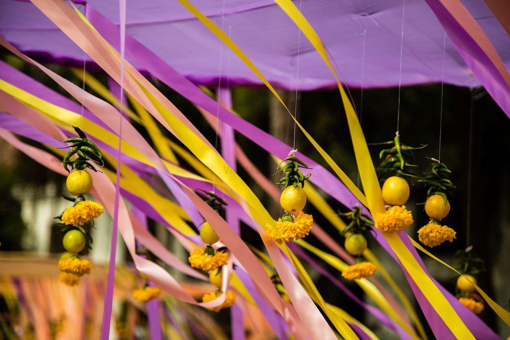 Photo of Unique hanging decor nimbu mirchi