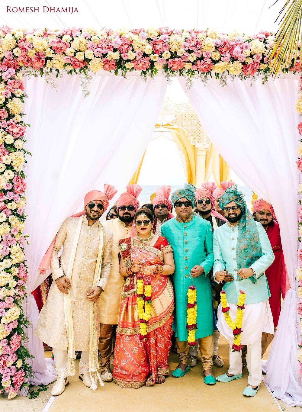 Photo from Karisha & Paresh Wedding