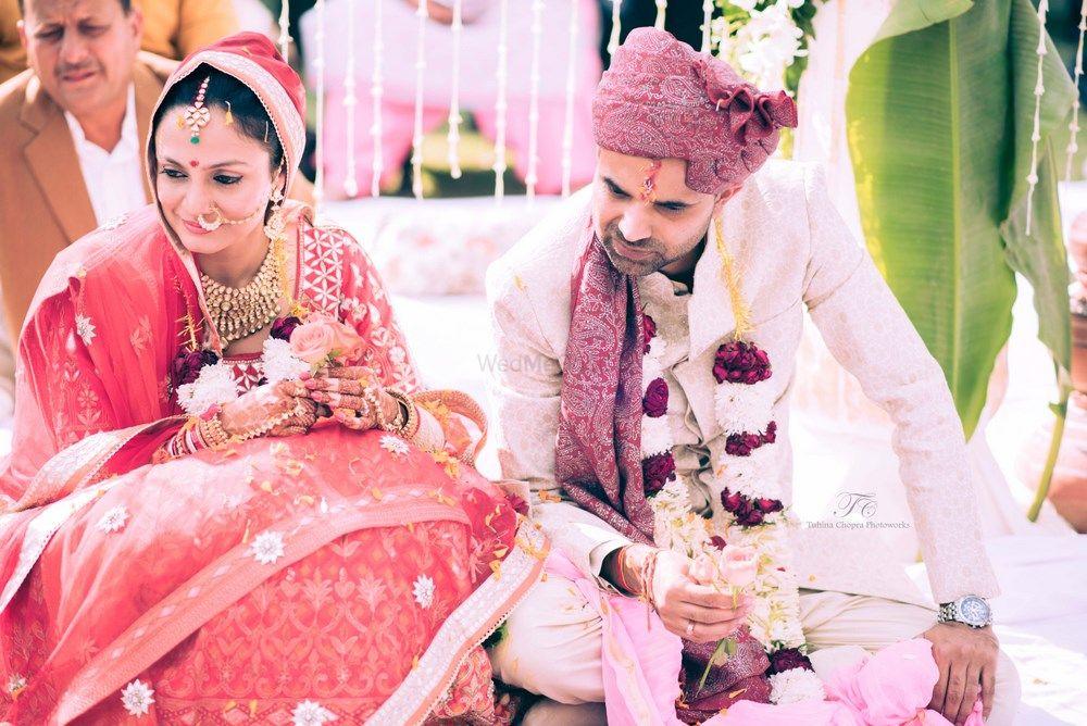 Photo from Amrita & Ashutosh Wedding