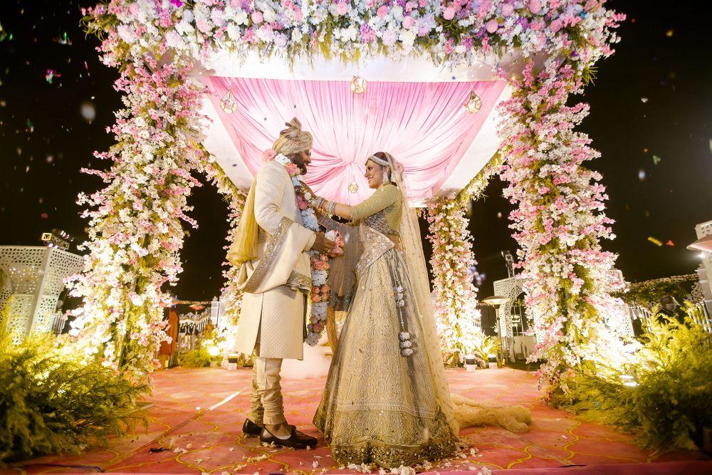 Photo from Ayushi & Aayush Wedding