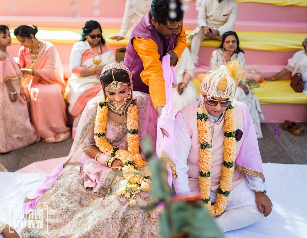 Photo from Shrishti & Vishal Wedding