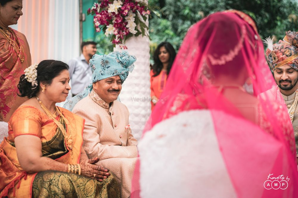 Photo from Monika & Sanket Wedding