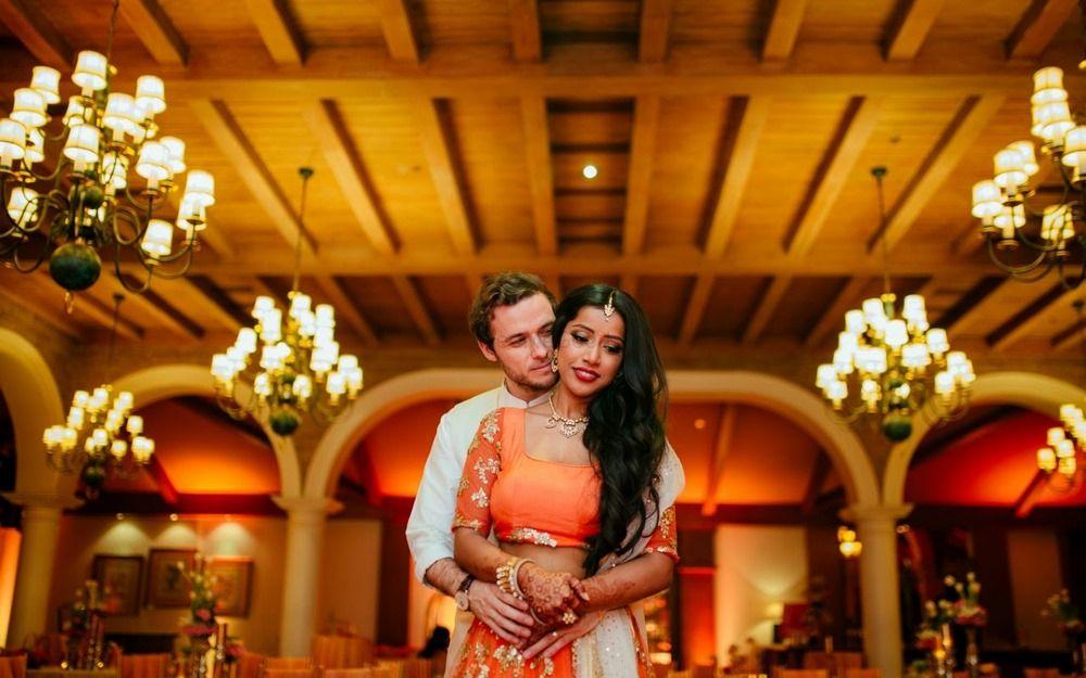 Photo from Tuhina & Filip Wedding