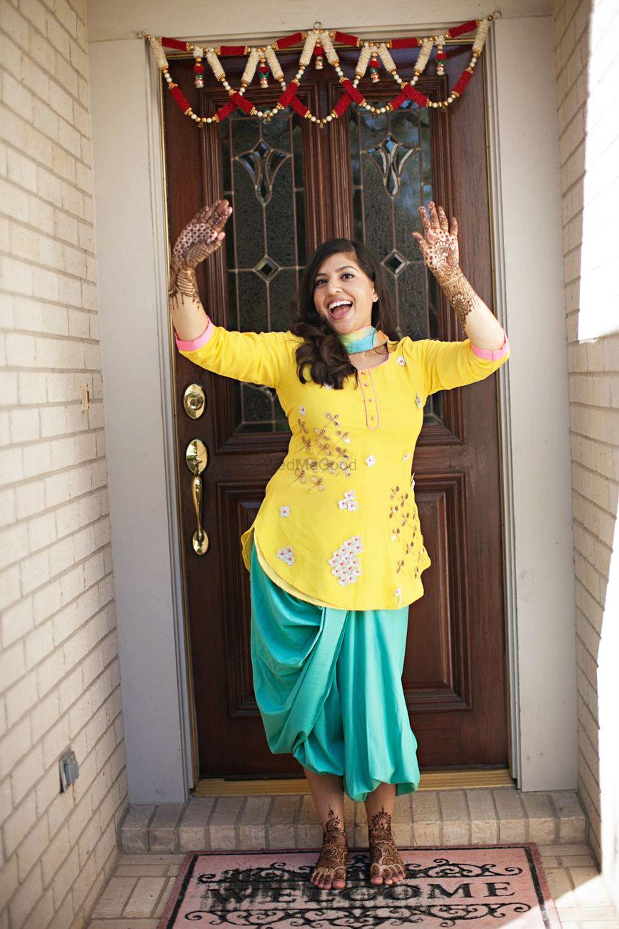 Photo of haldi outfits