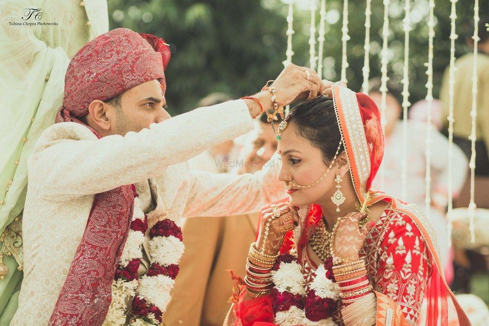 Photo from Amrita & Ashutosh Wedding