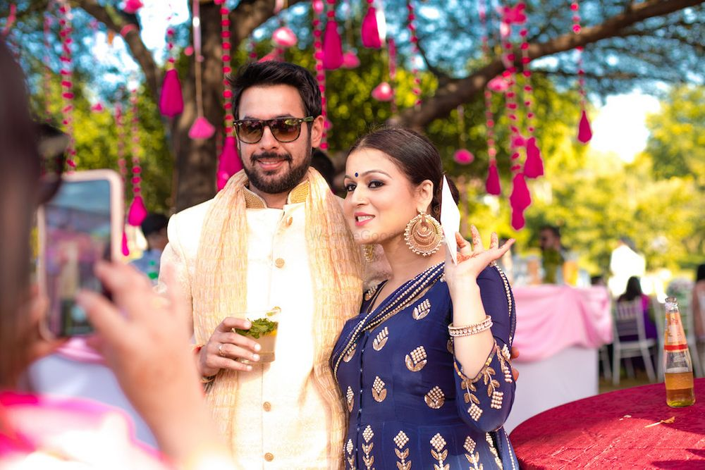 Photo from Ninotchka & Angad Wedding