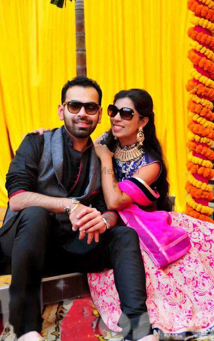 Photo from Naina and Jaskaran Wedding