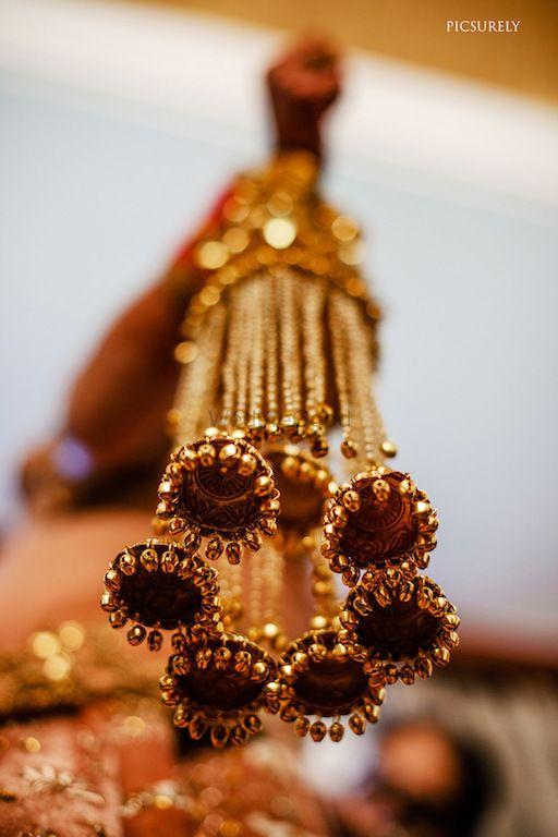 Photo of Bridal kaleera close shot