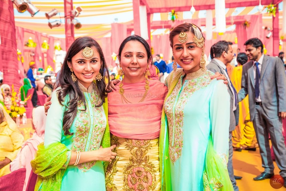 Photo from Raman and Gurman Wedding