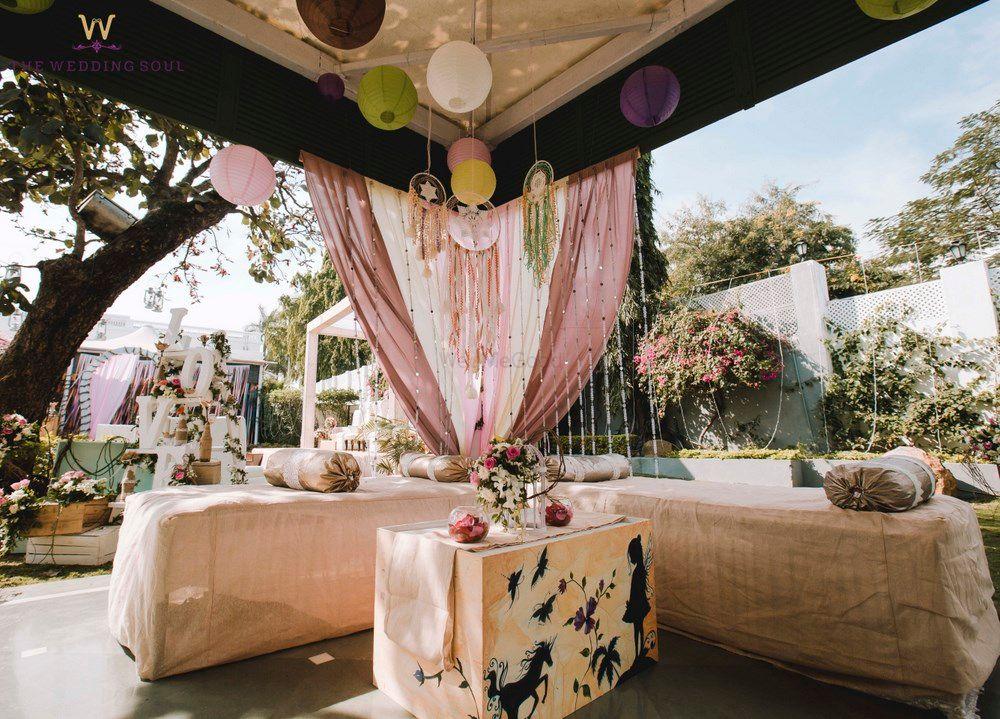 Wedding Decor Photo lavender