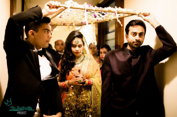 Photo from Anshul and Takshila Wedding