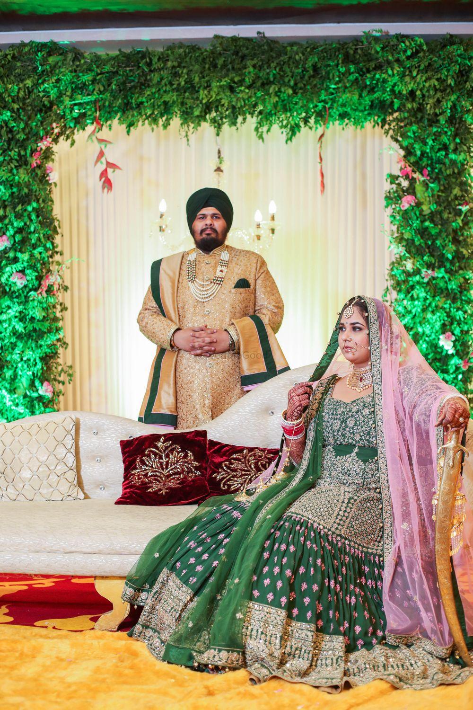 Photo from Ishleen & Ankit Wedding