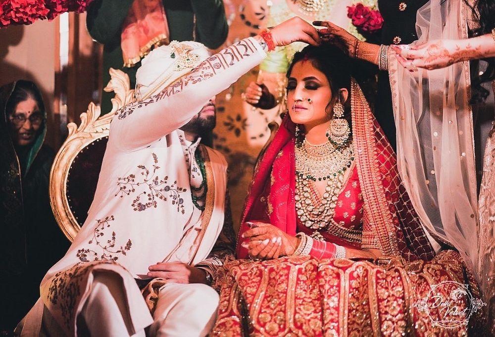 Photo from Karishma & Karan Wedding