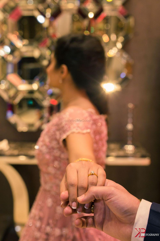 Photo of engagement ring shot
