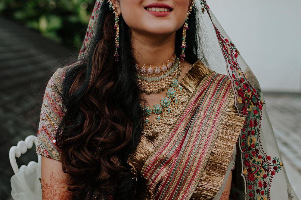 Photo of fresh bridal details