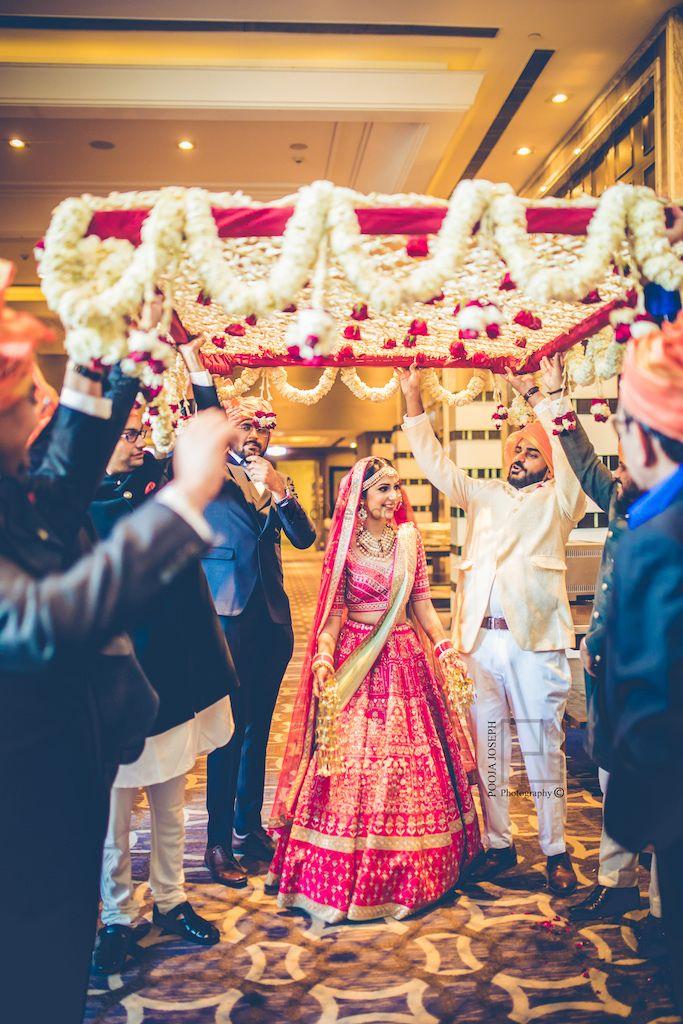 Photo from Gauri & Anshuman Wedding