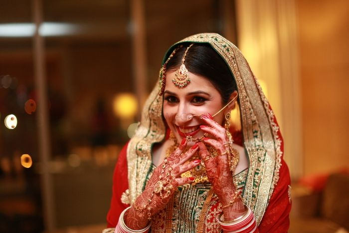 Photo from Gurveen and Ankit Wedding