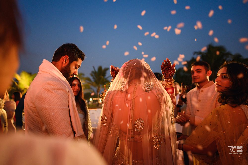 Photo from Sanaa & Sidhant Wedding