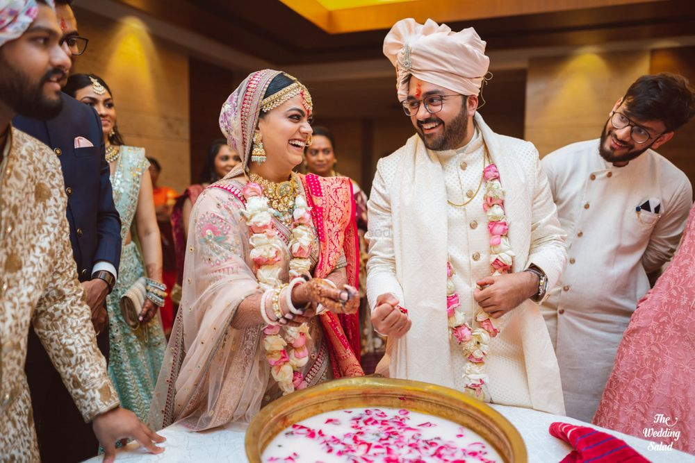 Photo from Sakshi and Jimit Wedding