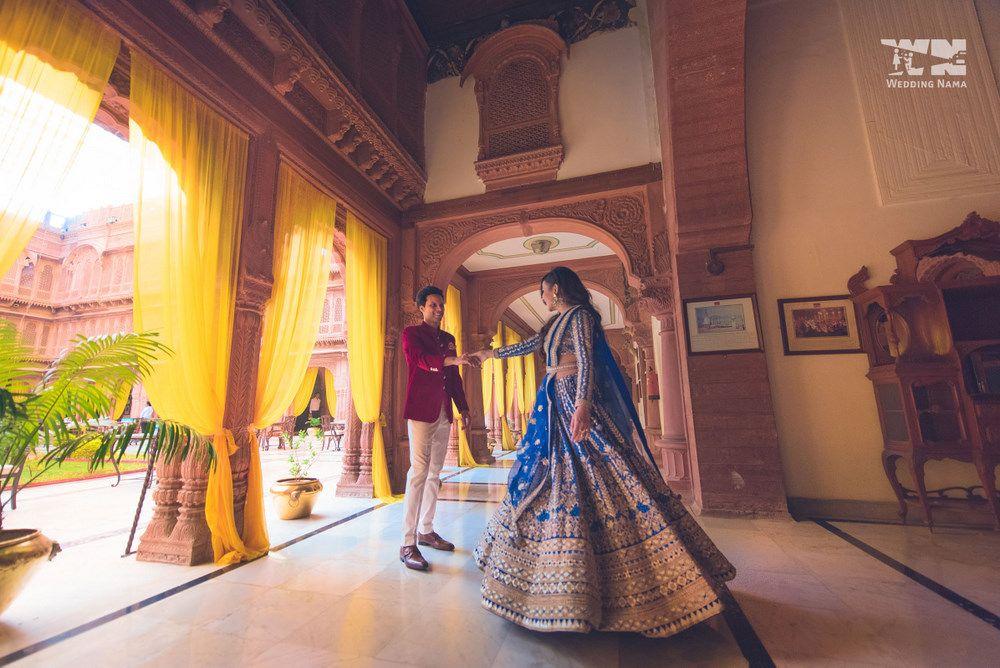 Photo from Shweta & Arjun Wedding