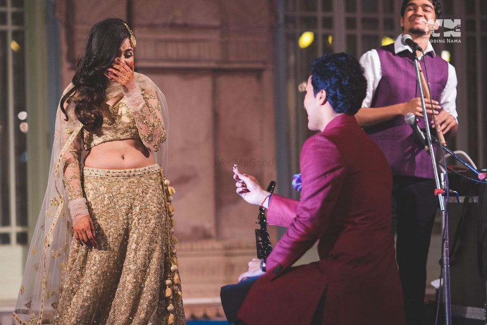 Photo from Shweta & Arjun Wedding