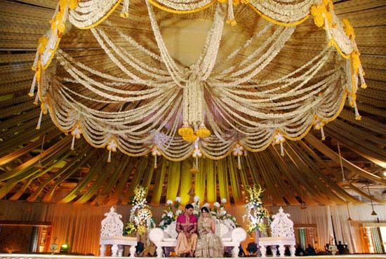 Photo of South indian wedding decor