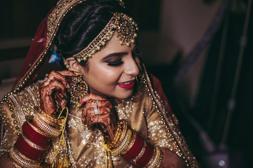 Photo By Makeovers by Anchal - Bridal Makeup
