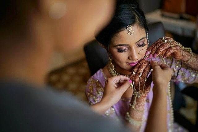 Photo By Poonam Lalwani Bridal Hair and Makeup Artist - Bridal Makeup