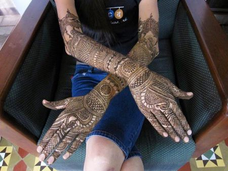 Photo By TaiNaz - Mehendi Artist