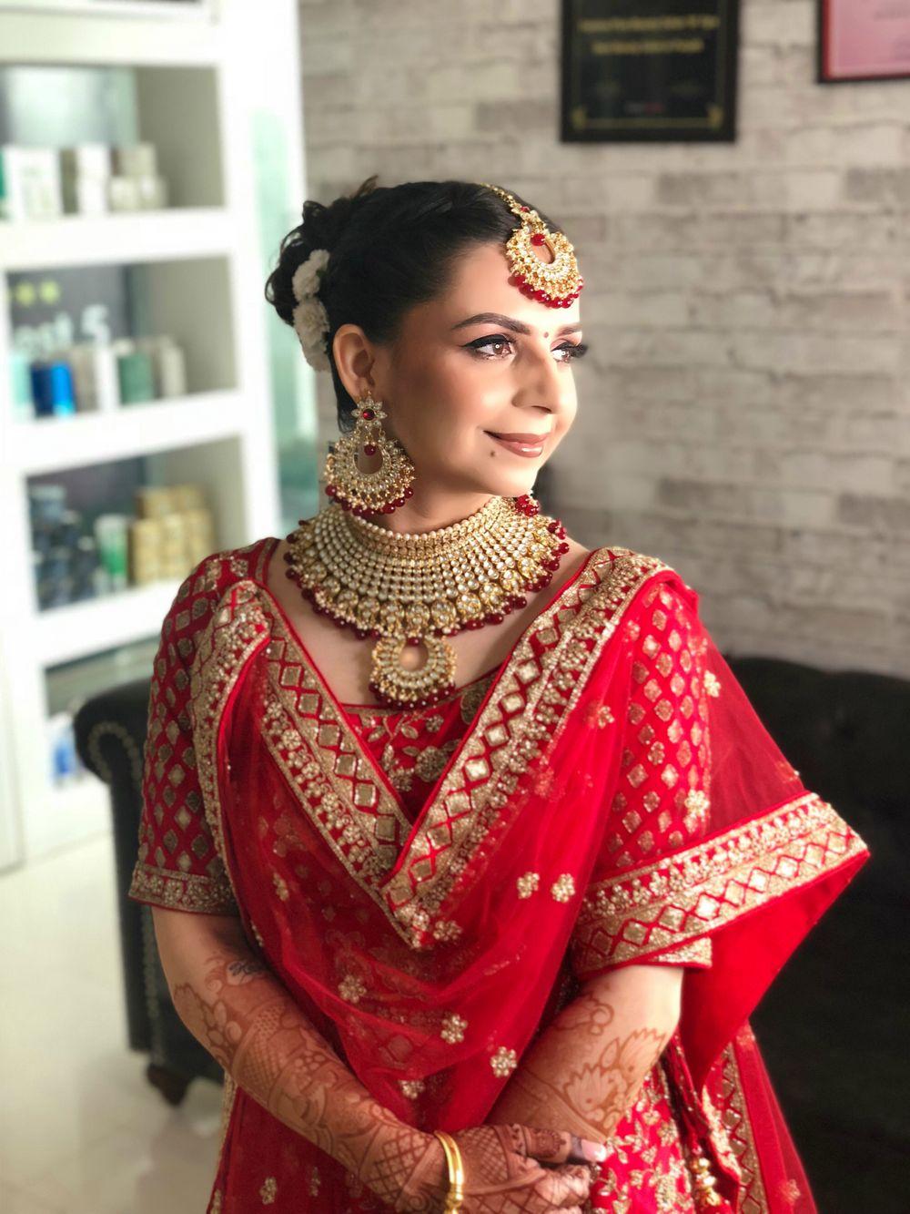 Photo By  Rachit Lavanya Makeovers - Bridal Makeup