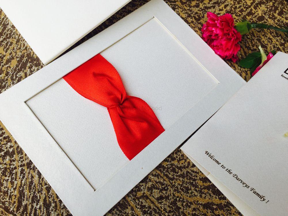 Photo By White Shoe Press - Invitations