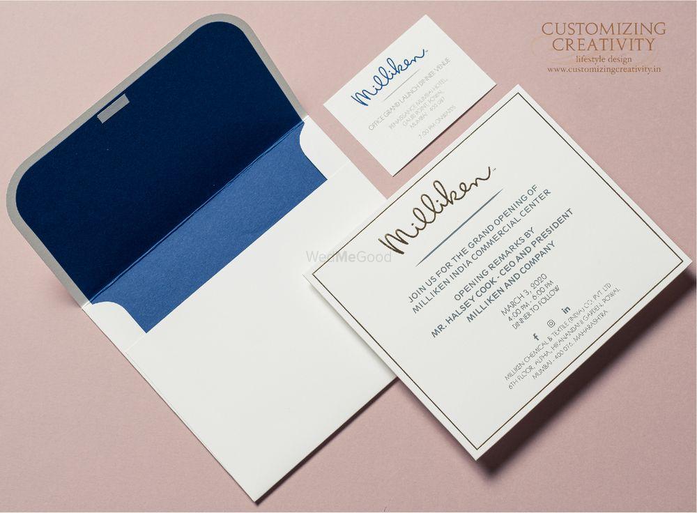 Photo By Customizing Creativity - Invitations