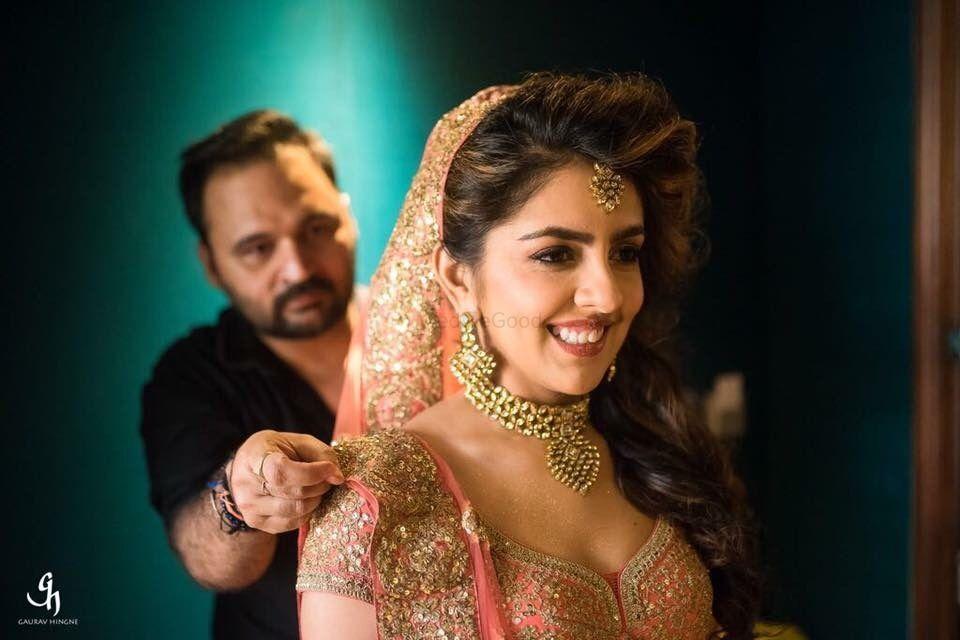 Photo By Makeup and Hair By Vijay Sharma - Bridal Makeup