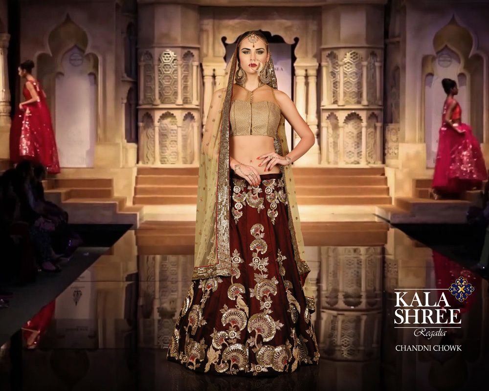 Photo By Kala Shree Regalia - Bridal Wear