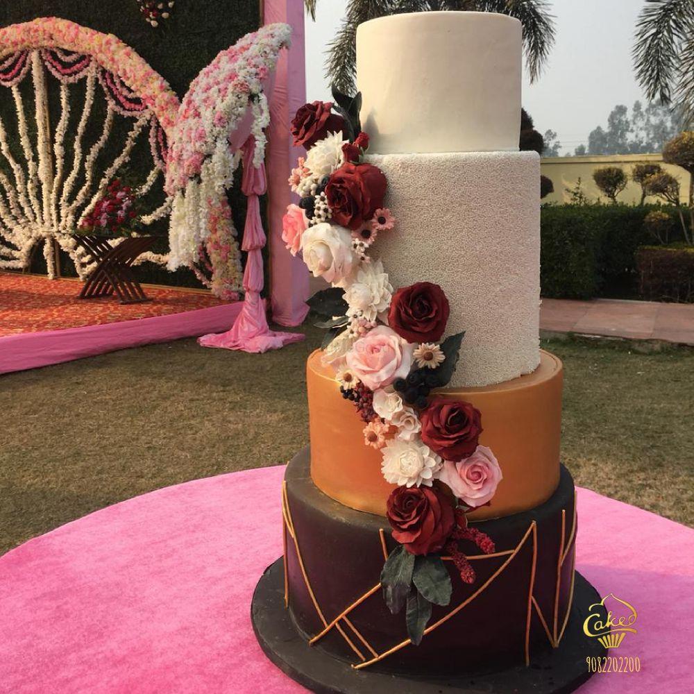 Photo By Caked India - Cake