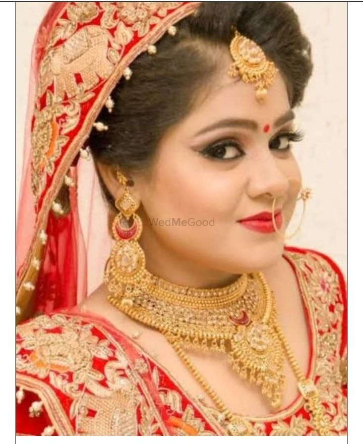 Photo By Kajal Beauty Parlour & Herbal Spa - Bridal Makeup