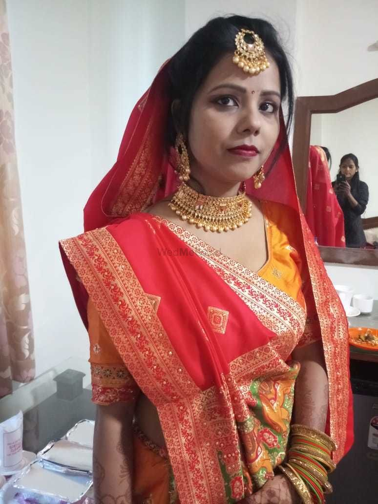 Photo By Kajal Beauty Parlour & Herbal Spa - Bridal Makeup