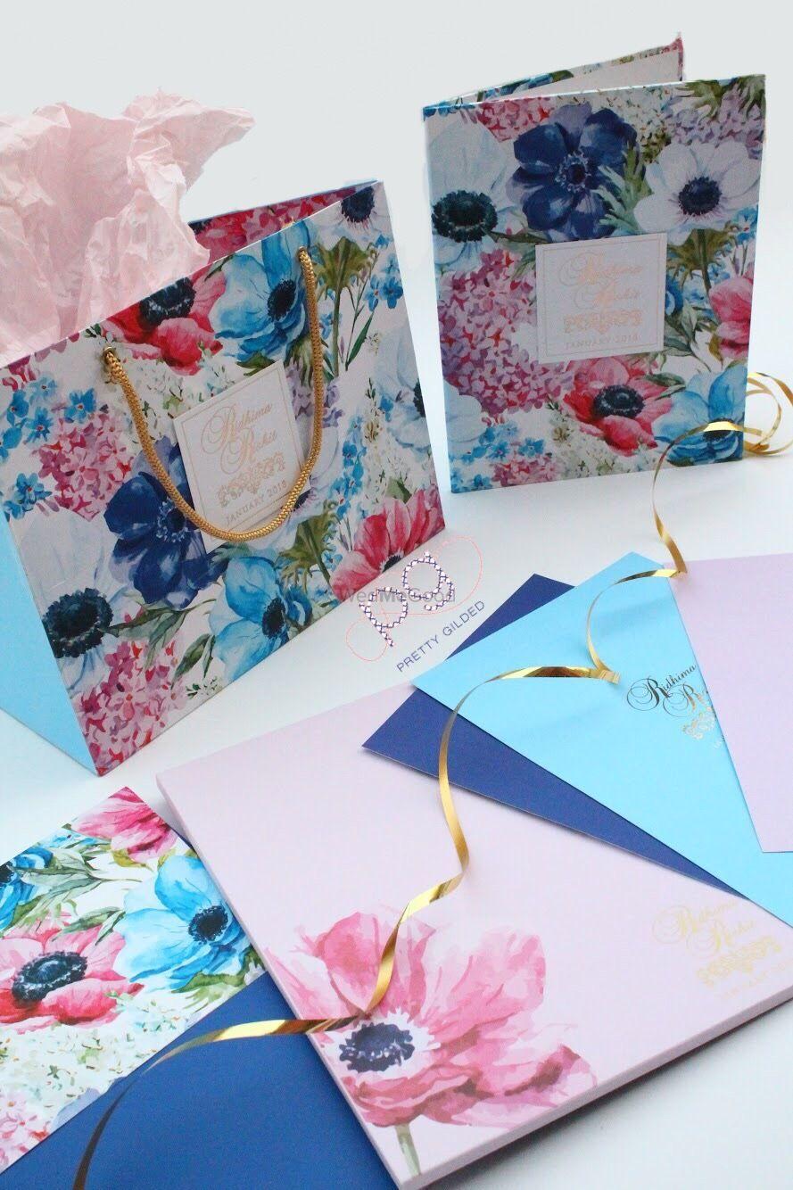 Photo By Pretty Gilded Designs - Invitations