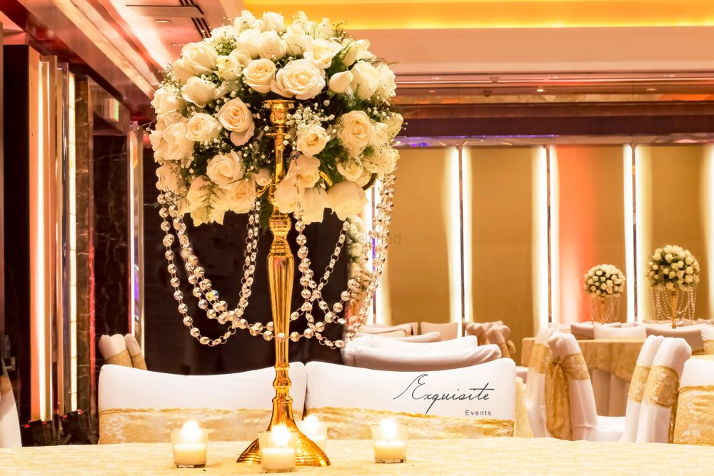 Photo By Exquisite Events - Decor