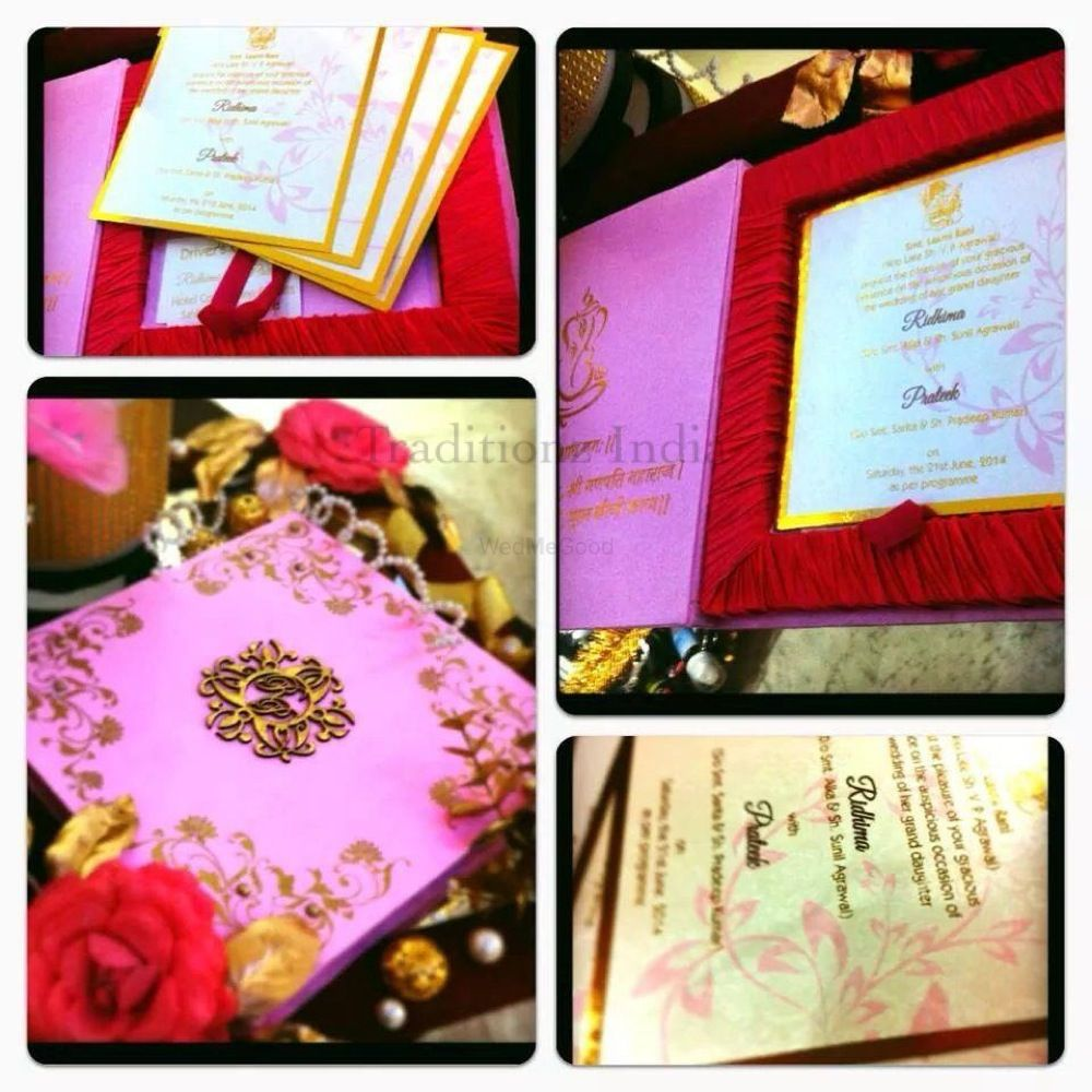 Photo By Traditionz India - Invitations