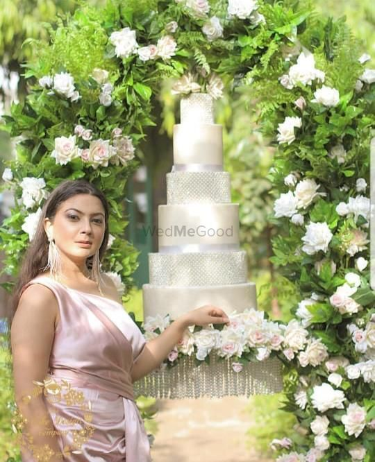 Photo By The Cake Design Company  - Cake
