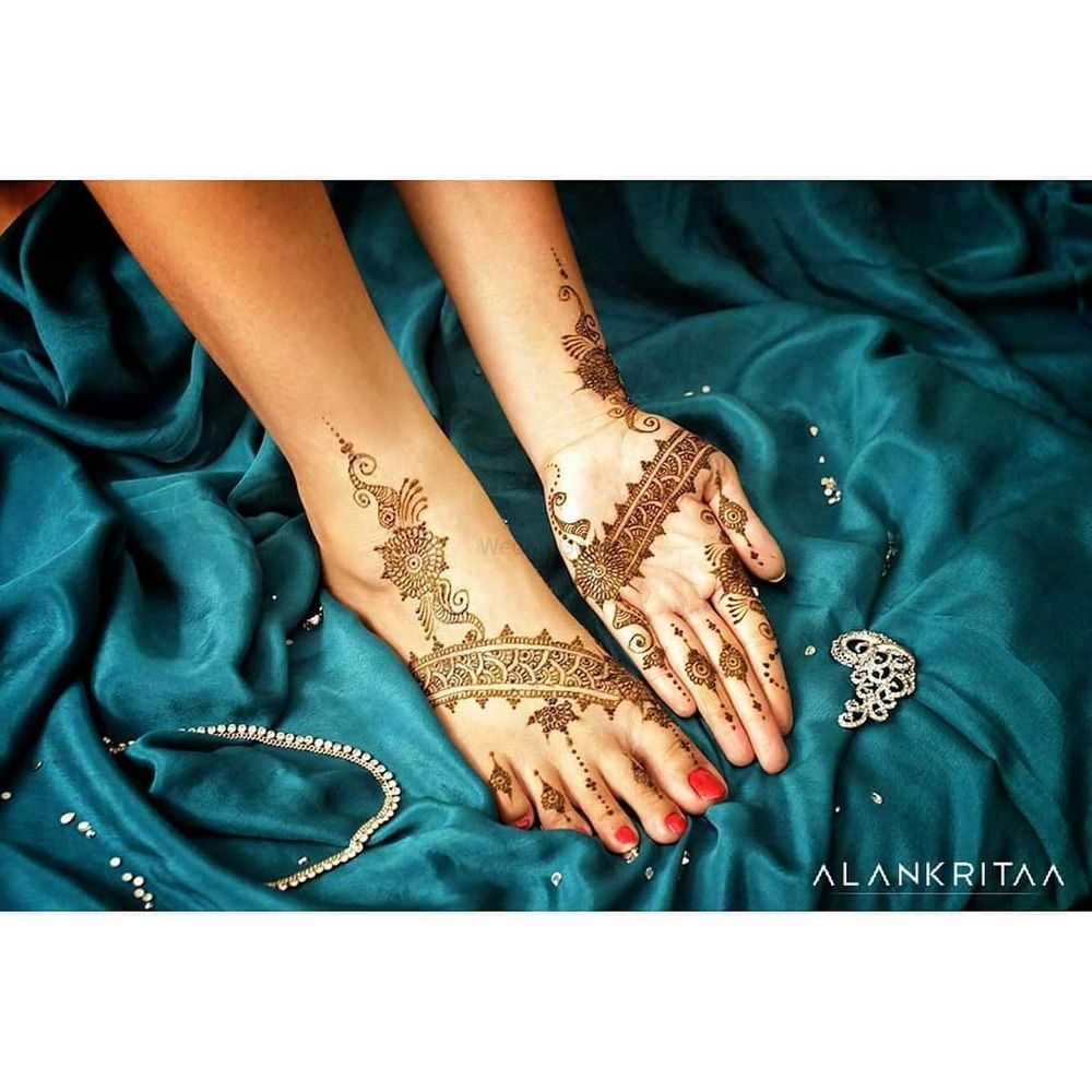 Photo By Alankritaa - Mehendi Artist
