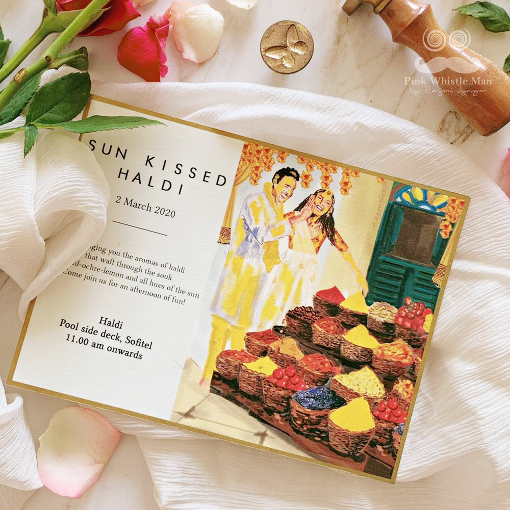 Photo By Pink Whistle Man - Invitations