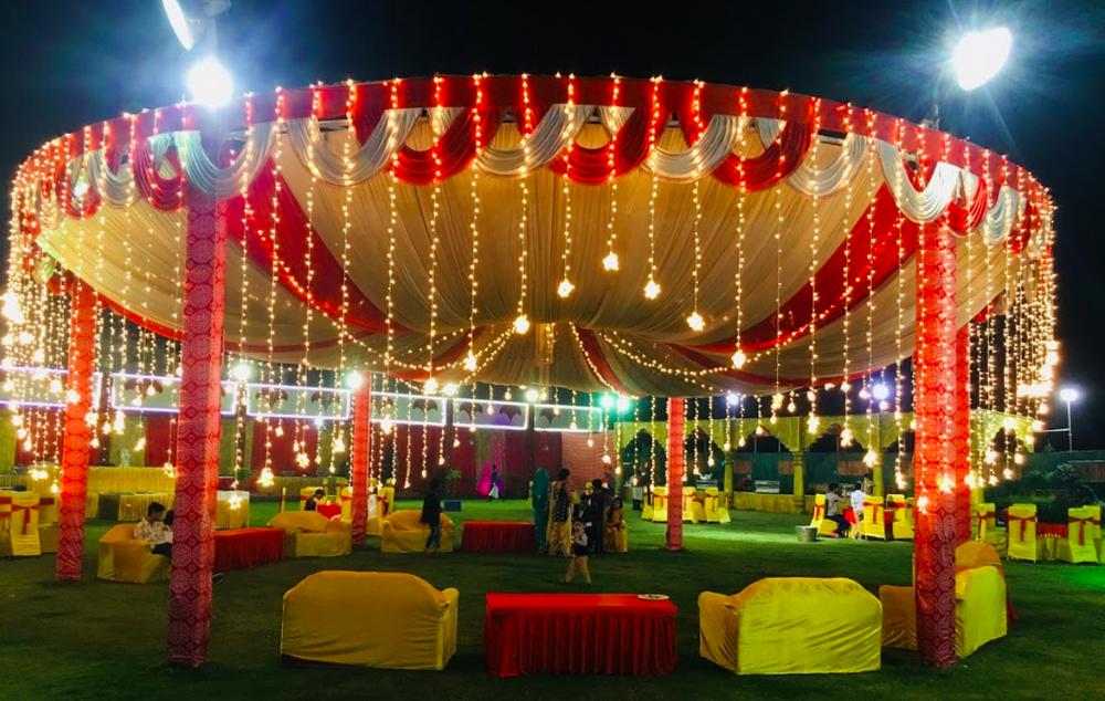 Photo By Shri Krishna Garden - Venues
