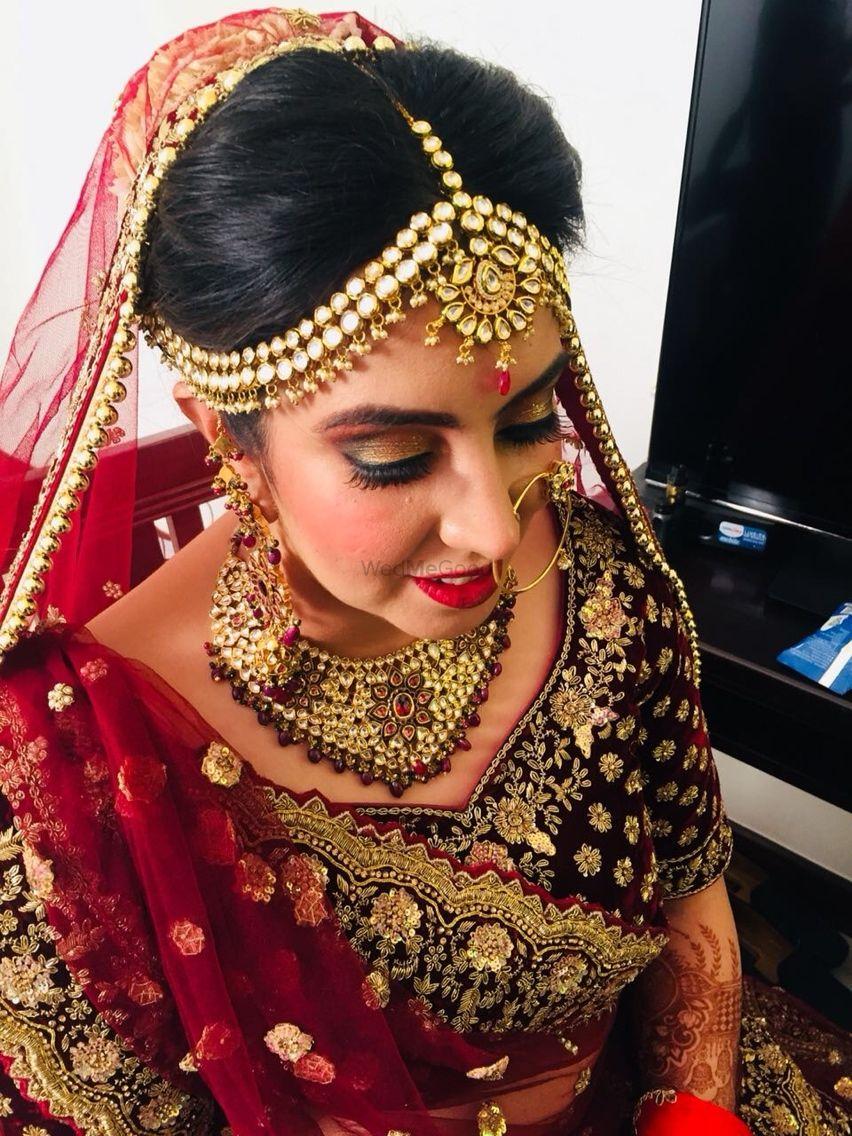 Photo By Shape & Shine Salon - Bridal Makeup