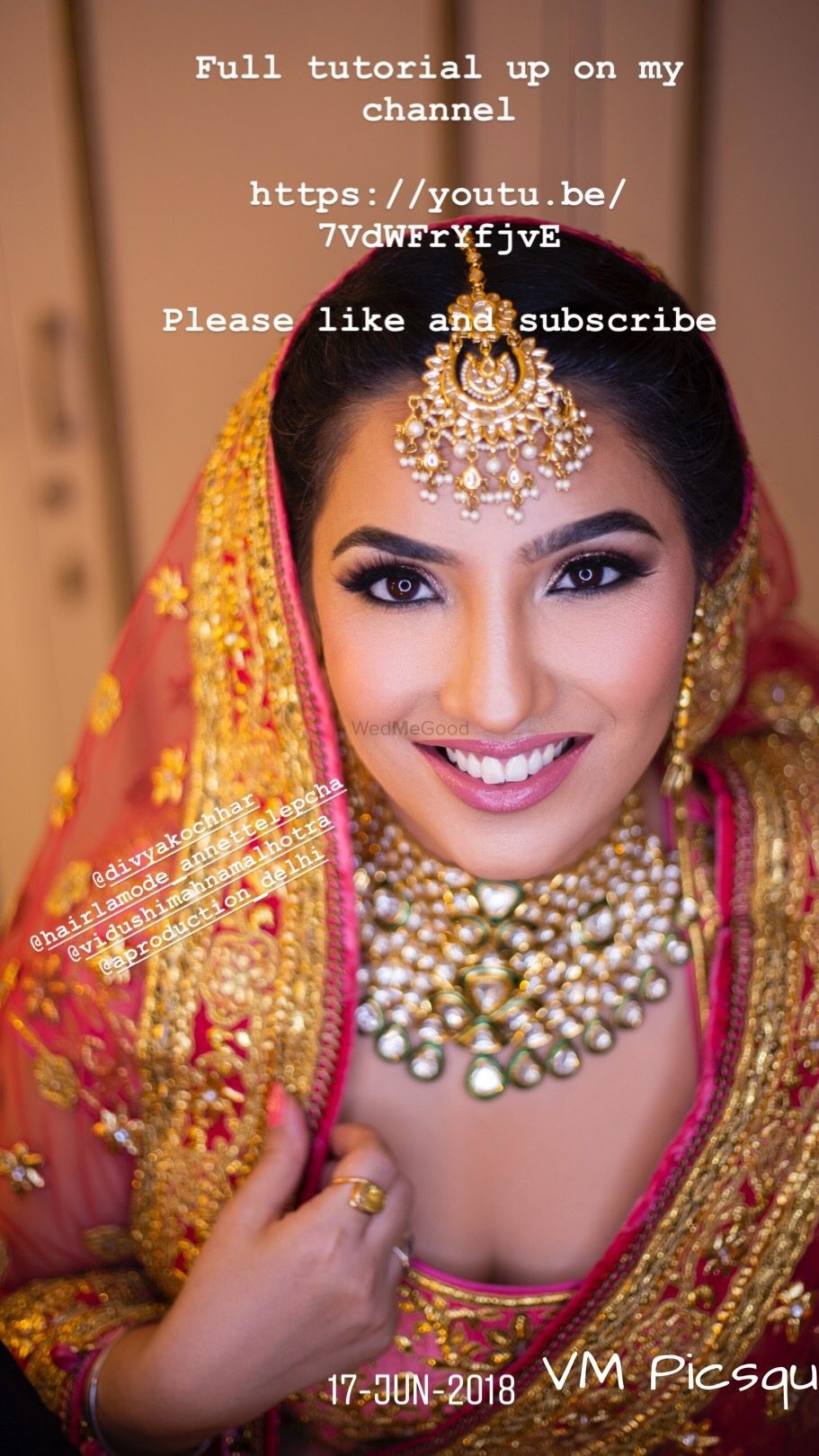 Photo By Get Gorgeous with Ridhi - Bridal Makeup