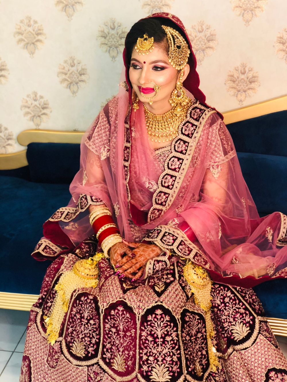 Photo By Alchemy by Raveena - Bridal Makeup