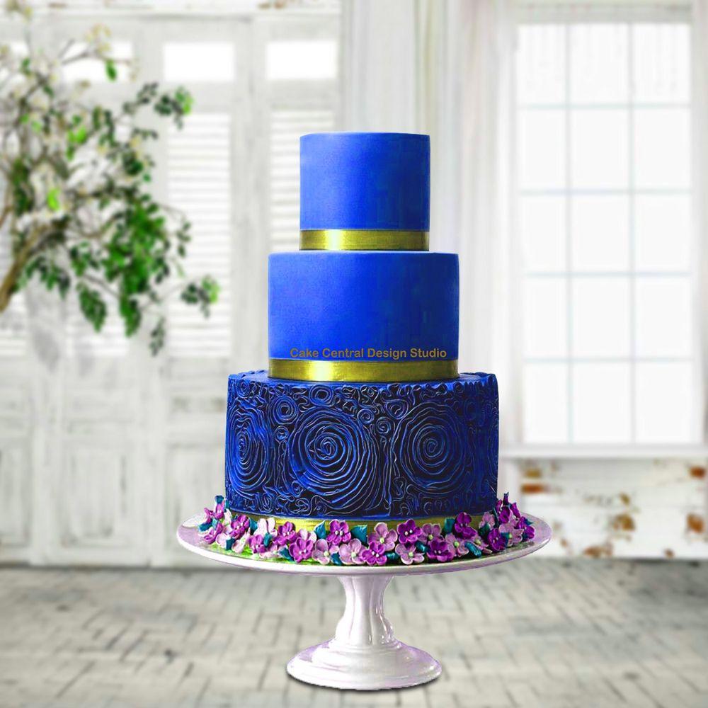 Photo By Cake Central Design Studio - Cake